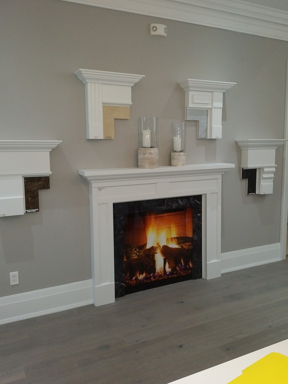 Mantel Gallery Picture